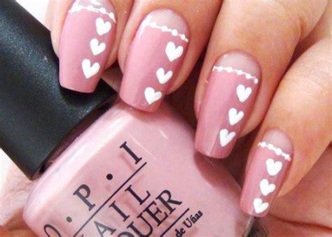 imagenes de uñas decoradas san valentin de 60 dise 241 os de u 209 as san valent 205 n 2019 que te encantar 225 n