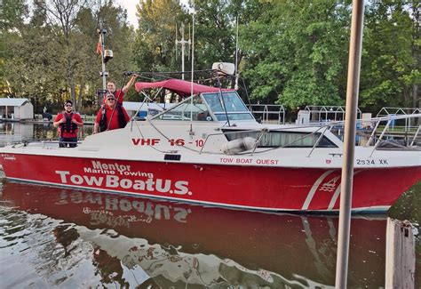 boatus ohio new owner of towboatus mentor ready to assist lake erie