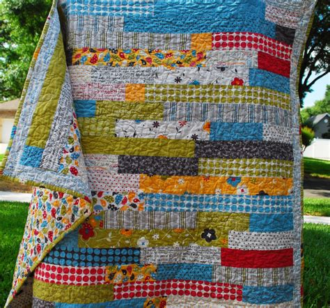How To Make A Patchwork Quilt Easy - write it makin cozy quilt festival