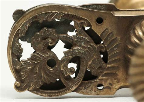 And The Beast Door Knob For Sale by Fanciful Beast Collectors Knob Set Olde Things