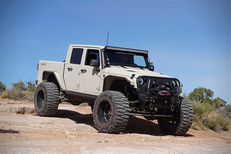 jeep bandit jeep wrangler bandit by starwood motors hiconsumption