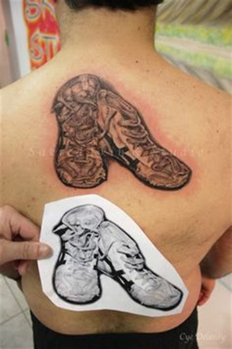 wrestling tattoo designs on shoes and