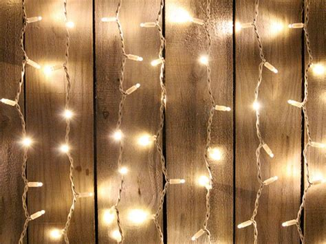 curtain fairy lights curtain fairy lights 2m x 2m white cable