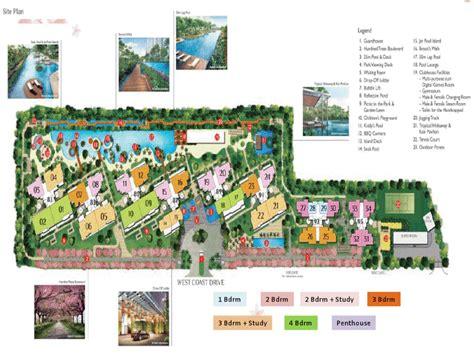 Pent House Floor Plan site plan home hundred trees