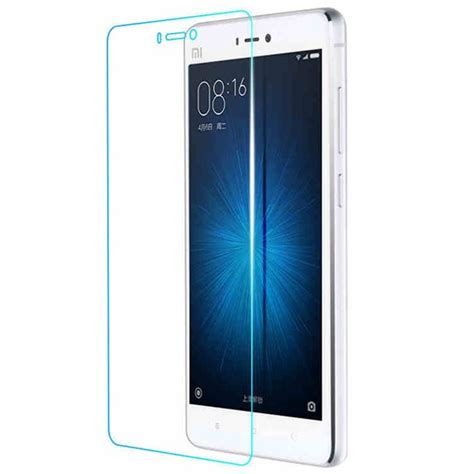Tempered Glass Xiaomi Mi 4s Merk Smile free anti scratch oleophobic coated tempered glass screen protector for xiaomi mi 4s