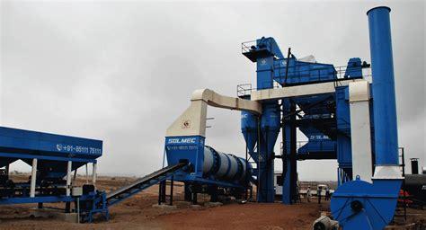 asphalt batch mix plant asphalt drum mix plant wet mix plant manufacturer  ahmedabad india