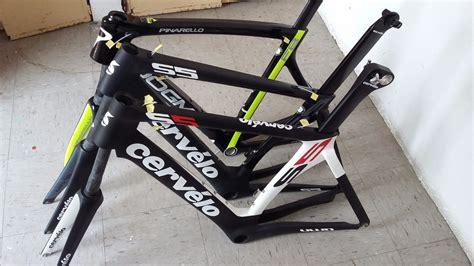 cuadros de bici cuadro bicicleta ruta carbon cervelo s5 21 000 00 en
