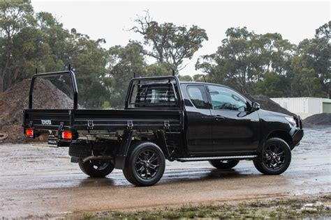 most rugged 4x4 new toyota hilux gets 60 accessories in australia image 378430