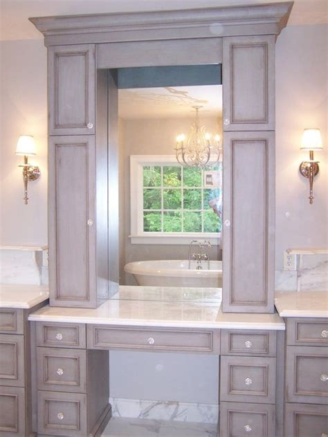 bathroom makeup vanity ideas best 25 bathroom makeup vanities ideas on pinterest