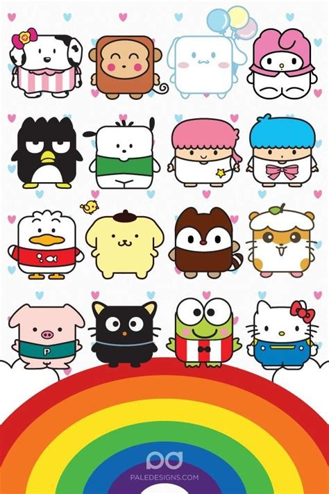 Wallpaper Sticker 478 478 best diy how to draw kawaii images on