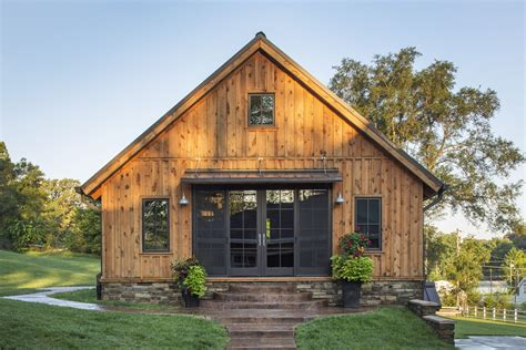 3 car garage homes barn home features open living space with a 3 car garage below