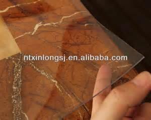 transparent en plastique 233 pais rouleau couverture de table