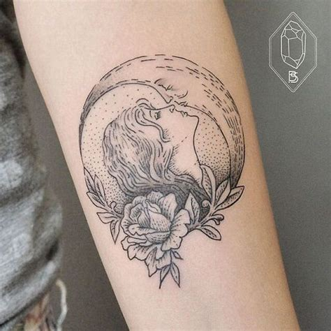 raw tattoo designs best 25 moon designs ideas on moon