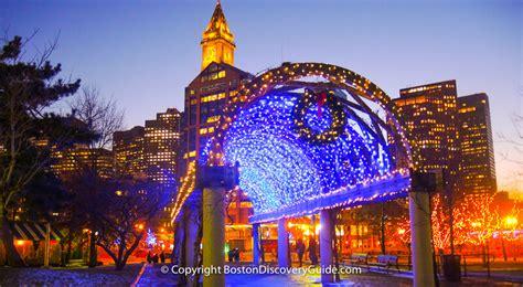 Best Things To Do In Boston In December 2018 Boston Best Lights In Boston