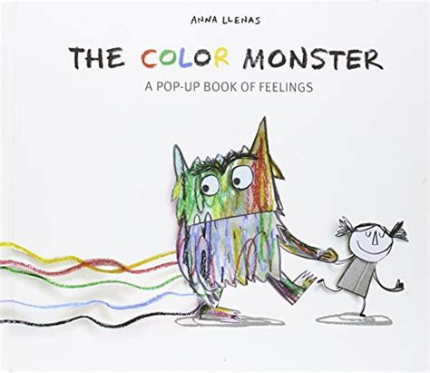 a book review by michelle martinez the color monster a pop up book of feelings