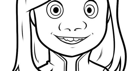 inside out coloring pages riley baby riley inside out coloring pages coloring pages