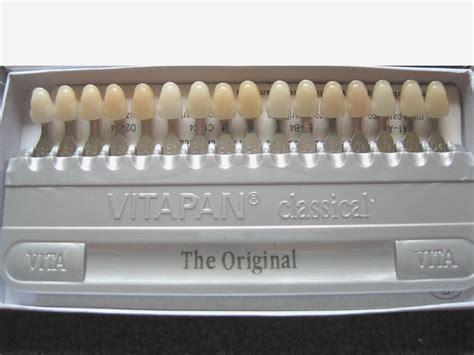 Dental Shade Guide Vita vita vitapan dental shade guide for whetining and bleaching