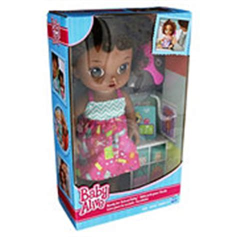 Murah Baby Alive Ready For School Baby Doll baby alive ready for school doll hair shop dolls at heb