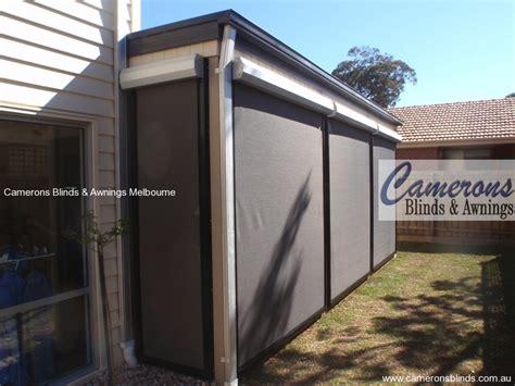 camerons blinds awnings ziptrak alfresco blinds