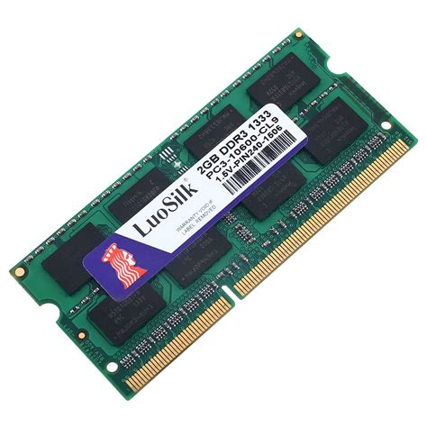 Ram Laptop 2gb Vgen 2gb 4gb 8gb pc3 10600 8500 12800 so dimm ram for macbook