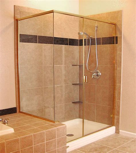 Semi Frameless Shower Doors by 1 4 Semi Frameless Shower Doors Martin Shower Door