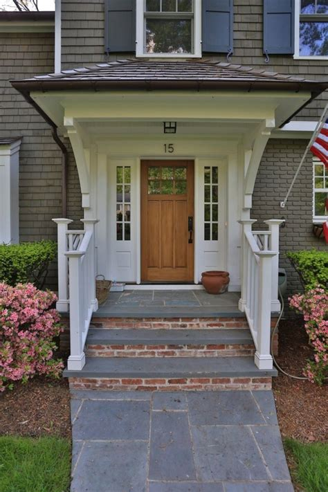 Exterior Ideas of Front Porch Pavers. Patios With Pavers