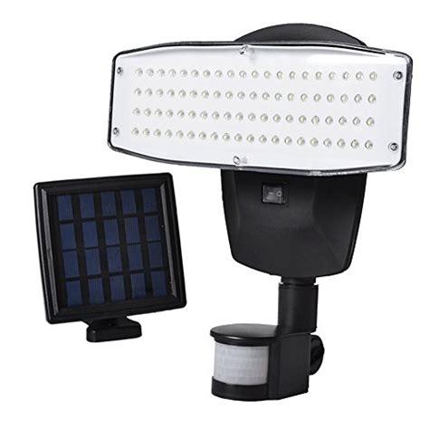 80 led solar security light vibelite solar lights outdoor 80 led solar powered