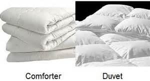 duvet and comforter difference duvet vs comforter what is the difference
