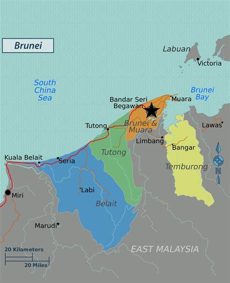 brunei map brunei nerede brunei ile vizeler kalktı 171 şeyden bir şey