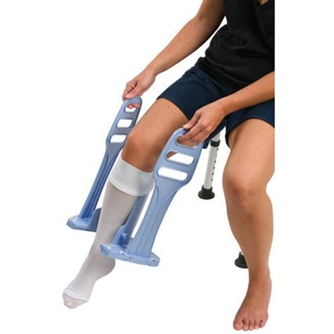 compression sock aid large heel guide compression sock aid at healthykin