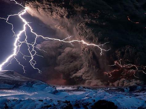imagenes para fondo de pantalla rayos erupci 243 n del volc 225 n rayo fondos de pantalla gratis