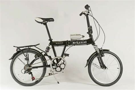 Origami Bike - origami mantis folding bike