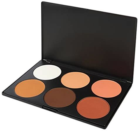 Cosmetics Contour Palette bh cosmetics contour and blush palette 2 import it all