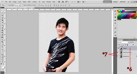 photoshop tutorial quick extract objects with quick selection tool photoshop
