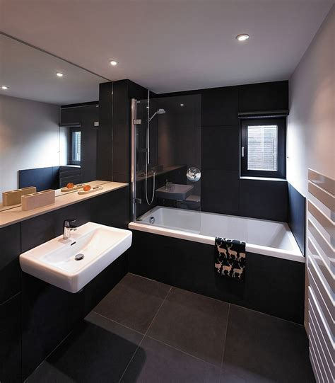 dark bathroom 20 exquisite bathrooms that unleash the beauty of black