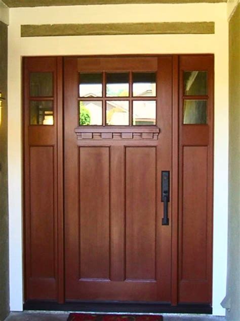 What Are Exterior Doors Made Of Fiberglass Exterior Door Marceladick