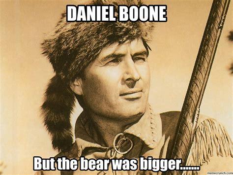 Daniel Meme - daniel boone