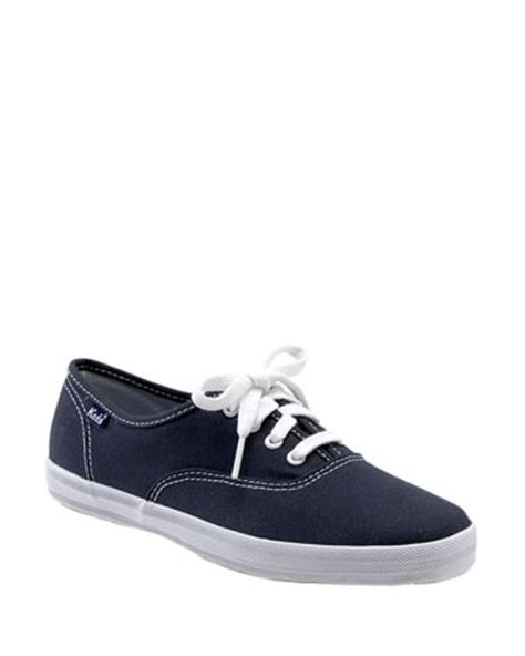keds canvas shoes sneakers keds keds 174 keds chion canvas sneaker in blue navy canvas