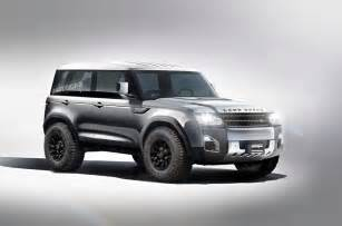 land rover new cars new land rover defender will be brand s most high tech car