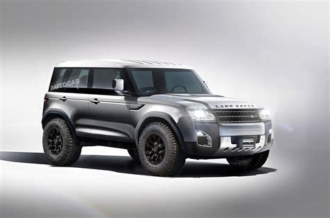 new land rover defenders new land rover defender will be brand s most high tech car