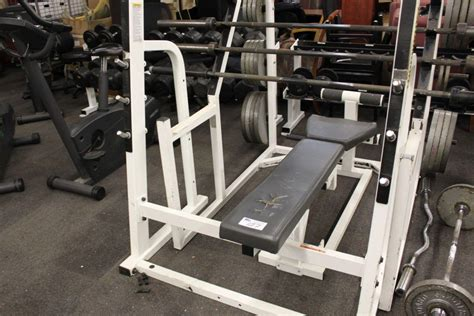 paramount weight bench paramount free weight bench press machine able auctions