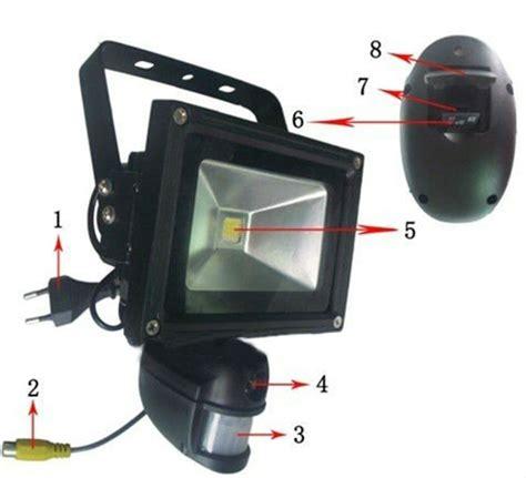 outdoor light with wifi camera hd 720p wifi wireless outdoor light pir ip camera