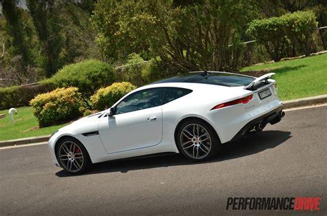 2015 jaguar f type r coupe review performancedrive