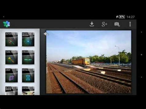 tutorial snapseed 2015 tutorial snapseed 3 2015 edit foto hdr menggunakan