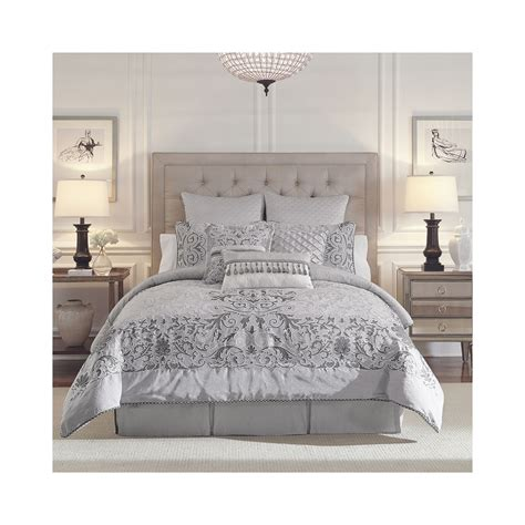 jacquard comforter sets buy madison park denton 7 pc jacquard comforter set now
