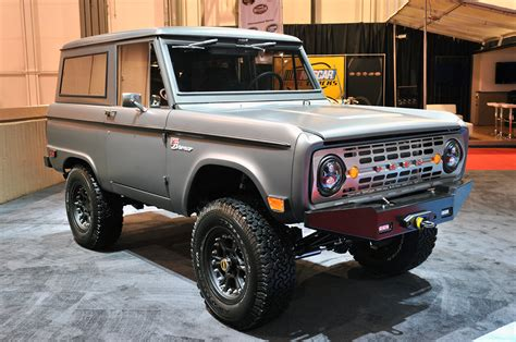 icon bronco icon bronco makes drool worthy official debut autoblog
