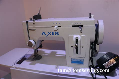 used upholstery sewing machine for sale axis heavy duty walking foot sewing machine z 81 used
