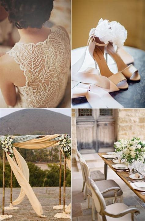 beige classic and wedding ideas 2124467 weddbook