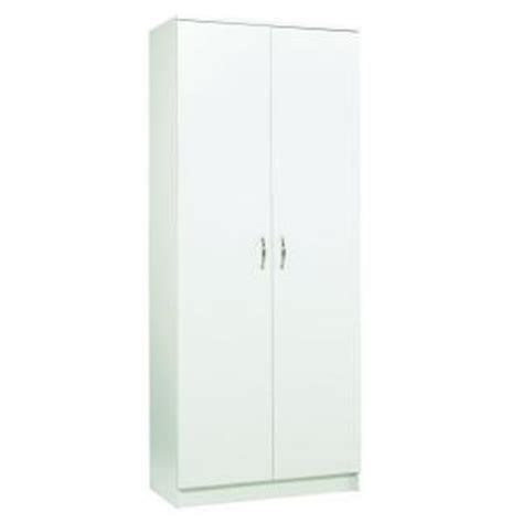 white storage cabinet home depot akadahome 5 shelf laminate storage cabinet in white