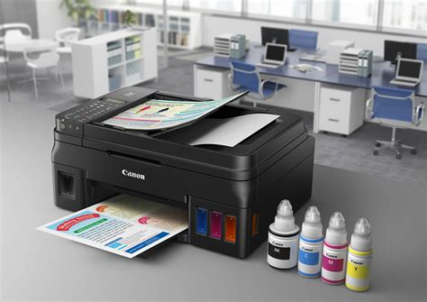 Printer Canon G4000 canon pixma g4000 ink efficient printer